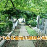 お墓探し前に知るべき3つの墓地の種類と特徴