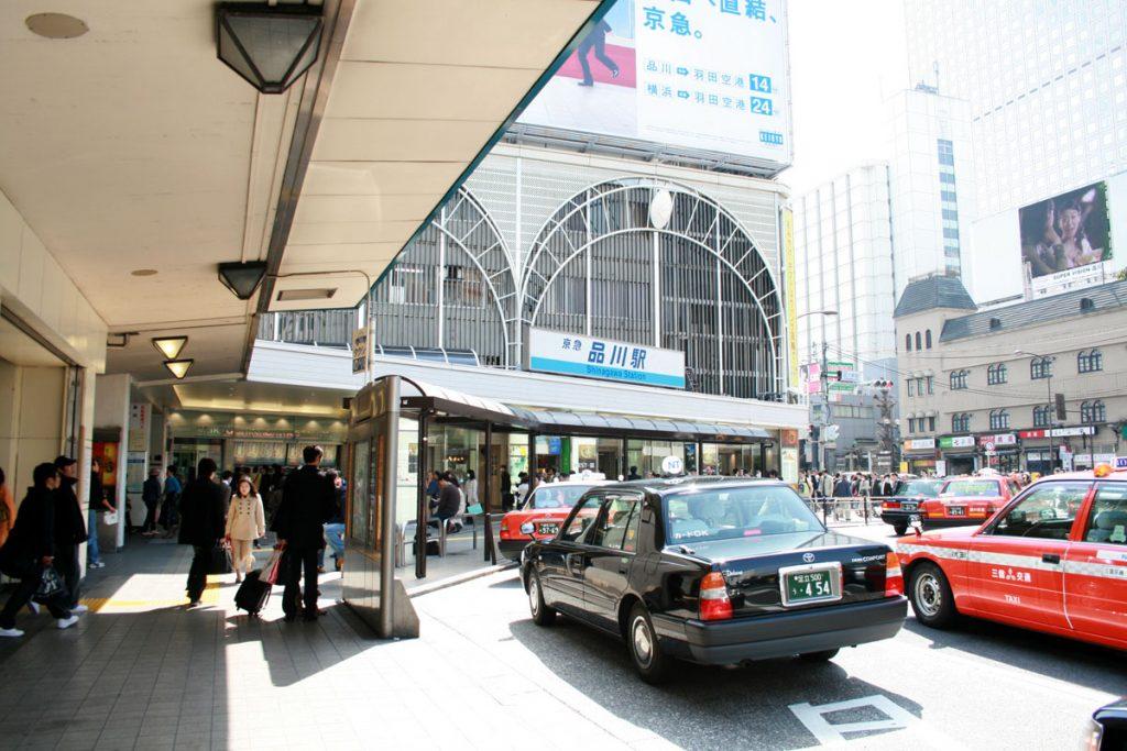 東京都品川駅前