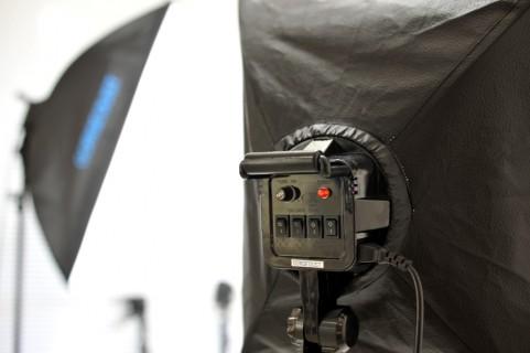 遺影の撮影スタジオ