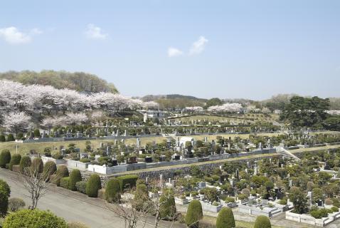 東京霊園外観
