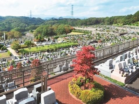 上川霊園外観