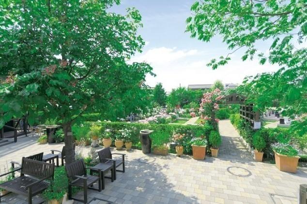 練馬ねむの木ガーデン外観