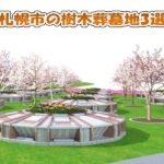 札幌市の樹木葬墓地TOP3|永代供養の有無と価格&評価から探す