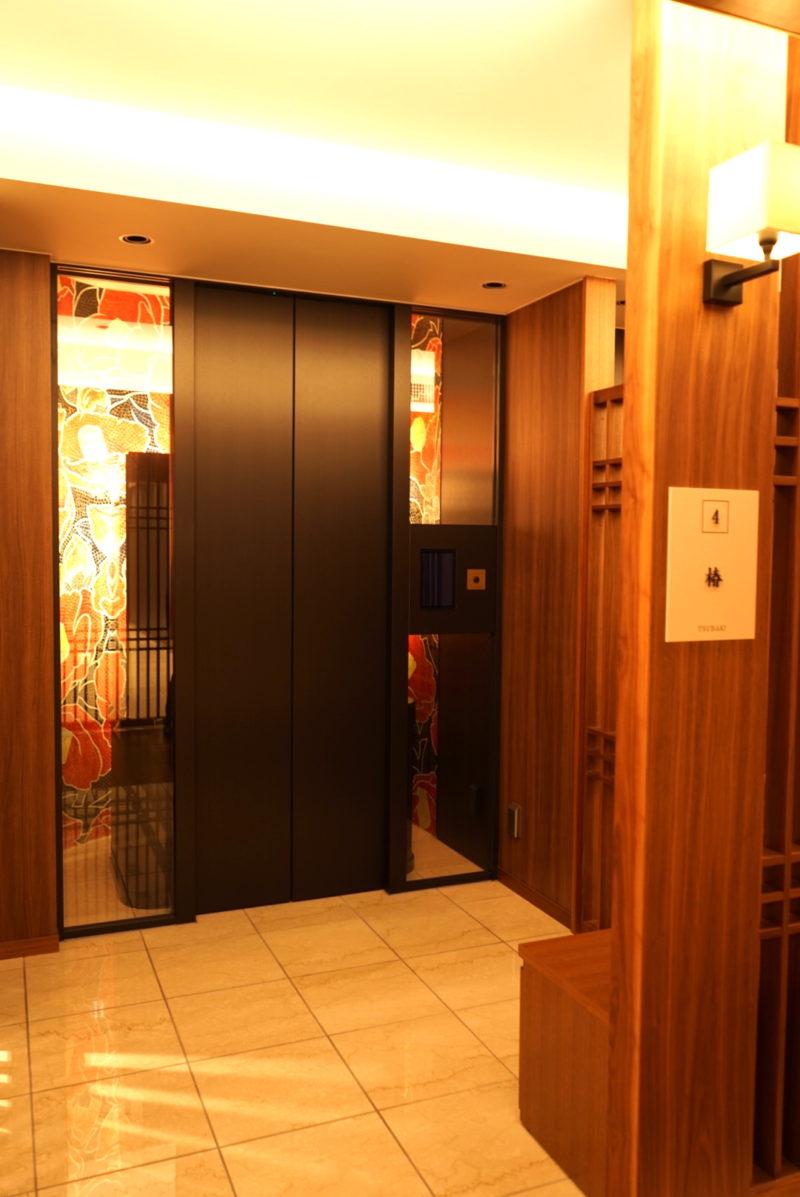 2階花鳥風月の礼拝室椿