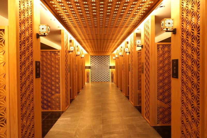 本駒込陵苑3階の参道